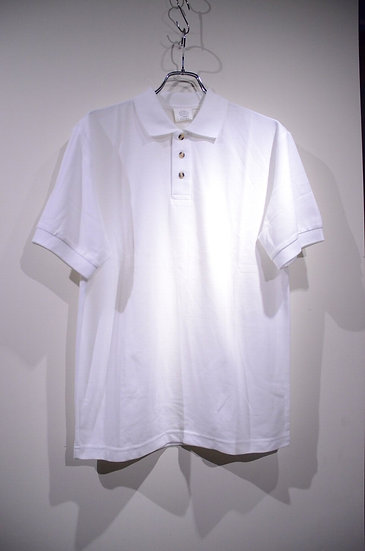 British Army MOD PT White Polo Shirt イギリス軍 ポロシャツ
