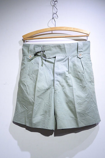60s Australian Army Double Brest Shorts Made in Australia オーストラリア軍 グルカショーツ