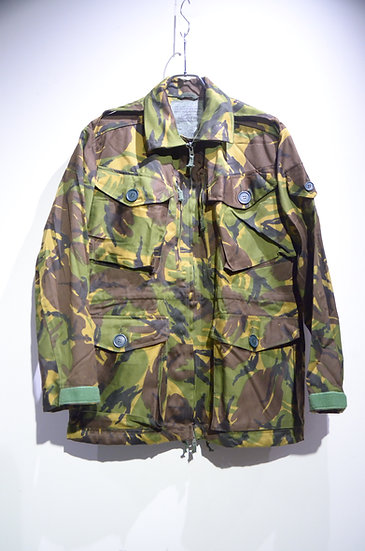 DEADSTOCK British Army TEMPERATE DPM CAMO JACKET Made in UK イギリス軍 コンバットスモックジャケット