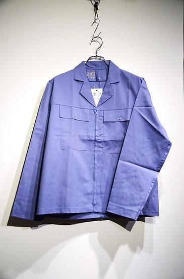DEADSTOCK 60-70s PEAKOVALL GRAY Drivers Jacket Made in UK イギリス製 ワーク ドライバーズジャケット