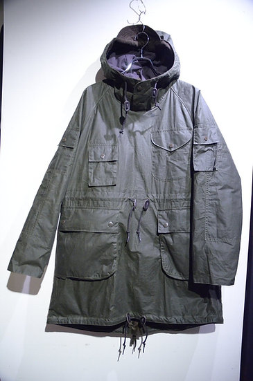 BARBOUR X ENGINEERED GARMENTS Cowen Wax Jacket Made in England エンジニアードガーメンツ バブアー