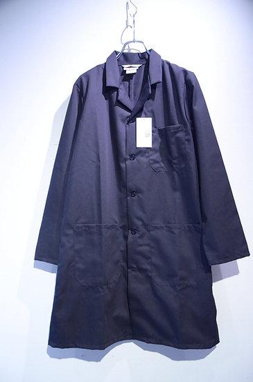 WSC WORKWEAR Unisex Workhouse Coat BLACK Made in England ウェアハウス ワークコート イギリス製