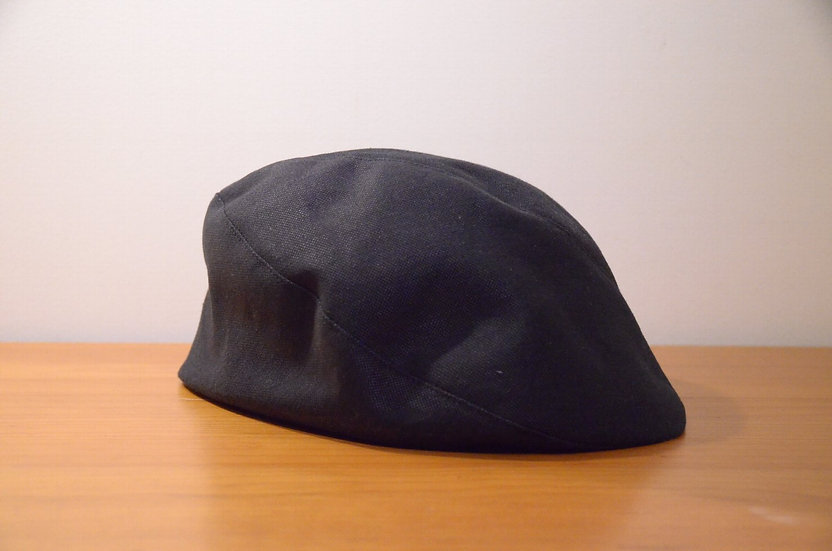 Karen Henriksen 'Assa' beret Cap Handmade in England カレンヘンリクセン ベレー帽 アッサ