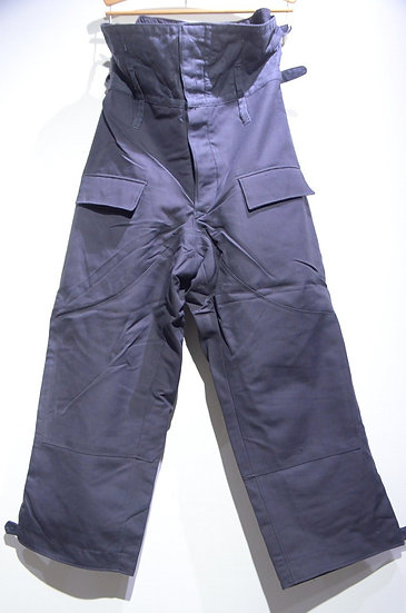DEADSTOCK 70s USSR RUSSIA ARMY TANKERS / TANKMAN TROUSERS ソ連軍 タンカース トラウザース