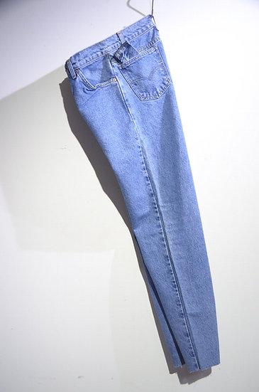 DEADSTCOK 90s Vintage Levi's 550 BLUE Denim Pants Made in USA リーバイス デニム