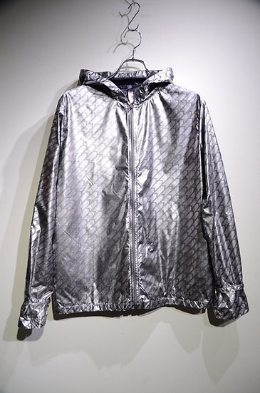 SALVOR Project Archive Arrow Print Hooded Parka Made in USA B サルボア ハンドプリントパーカー