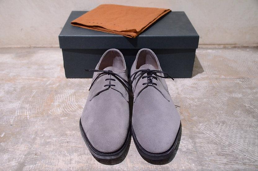 エドワードグリーン 革靴 レザーシューズ イギリス製 スエード 高級靴