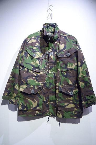 BRITISH ARMY WOODLAND DPM CAMO FIELD JACKET Made in UK イギリス軍 DPM フィールドジャケット