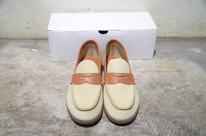 Aurlandskoen Designed by HAiK W/ Mix Loafer Made in Norway ハイク オーランドスコーン ローファー