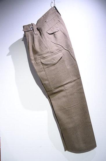 DEADSTOCK 1953 British Army 1946P Battle Dress Trousers No11 イギリス軍  バトルドレストラウザース