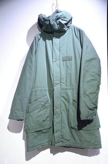 Used 90's Vintage Swedish Army M90 Cold Weather Parka d スウェーデン軍 コールドウェザーパーカ