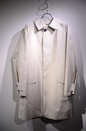 マッキントッシュ チャーチ ゴム引き コート ステンカラー トレンチ ロング スコットランド製