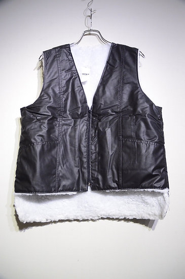 SIOEN Water Proof PVC Poly Boa Lining Vest Made in UK ボアライニング ベスト