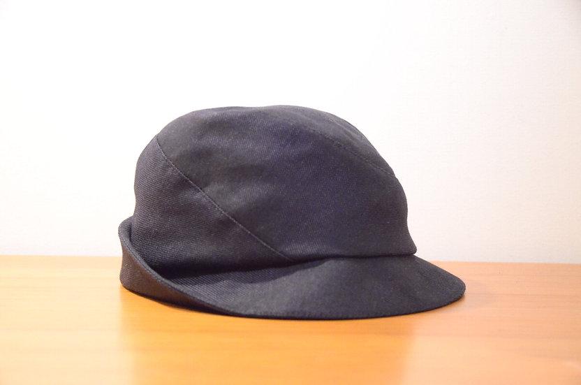 Karen Henriksen Hat 'Hector' Handmade in England カレンヘンリクセン ヘクター コットンリネン ハット