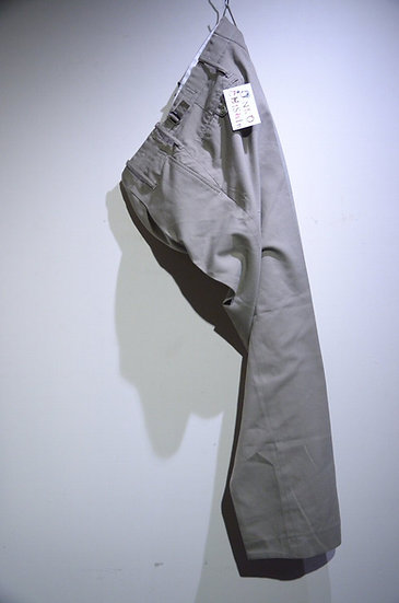 British Army Tropical Stone Beige Trouser Made in UK イギリス軍 トロピカル トラウザース