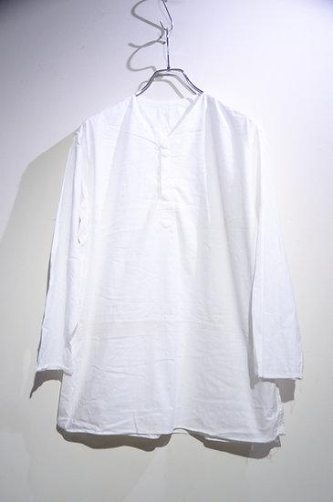 DEADSTOCK USSR SOVIET ARMY Pyjama Sleeping Shirts CutSaw 旧ソ連軍 パジャマ スリーピング シャツ