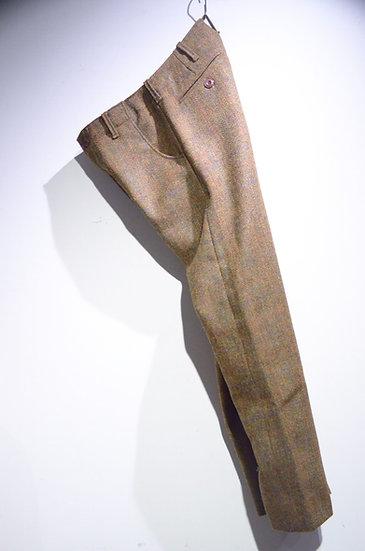 HAAR SCOTLAND Harris Tweed Distiller Trousers ハースコットランド ハリスツイード トラウザース