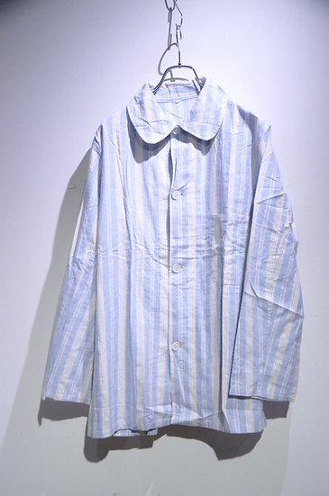 DEADSTOCK 1945s VTG RAF PYJAMA SLEEPING Shirt Made in UK イギリス空軍 パジャマ スリーピングシャツ