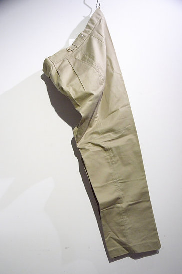 DEADSTOCK 1960s Cotton Drill Work Trousers ヴィンテージ イギリス コットンドリル ワークトラウザース