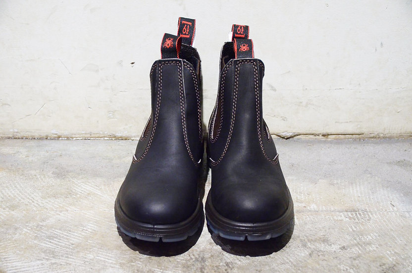 "REDBACK SIDE GOA Work Boots ""UBOK"" Made In Australia レッドバック サイドゴアブーツ"
