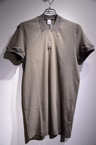 サイク ロンドン イギリス製 Tシャツ カッタウェイ 新ブランド コットン デザイン ポロシャツ ネック