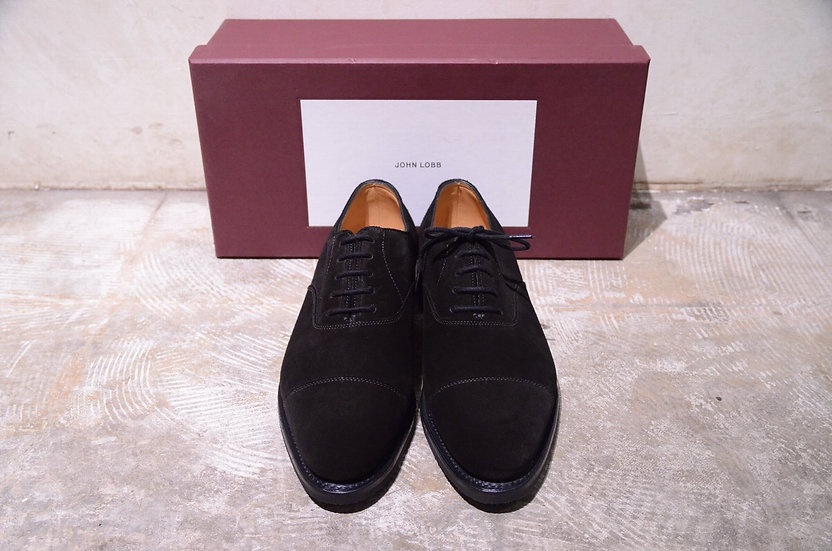 John Lobb City2 Suede Leather Made in England ジョンロブ シティ2 スウェード