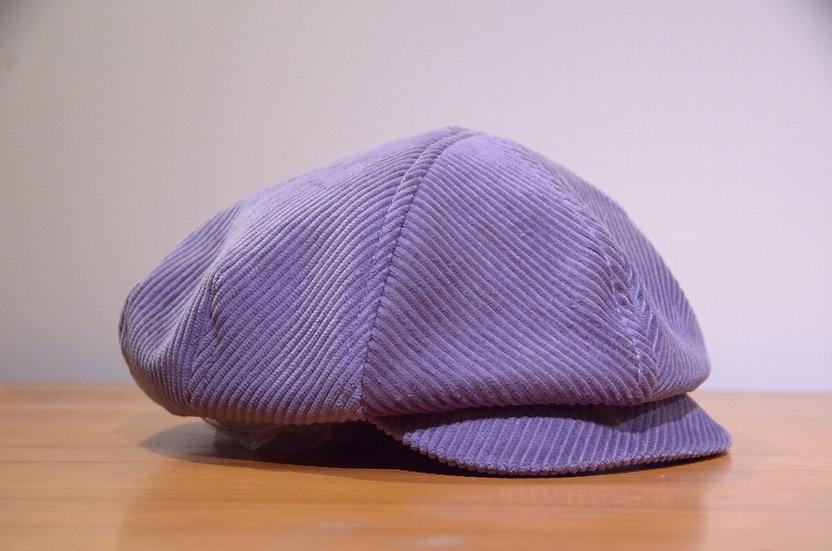 Karen Henriksen 'Perry' Corduroy Cap Handmade in England カレンヘンリクセン コーデュロイ キャスケット