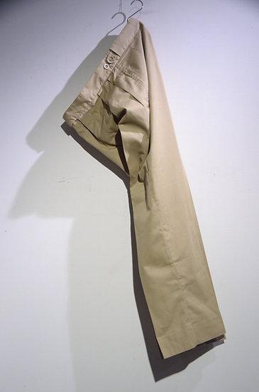 Vintage 1968's British Army Khaki Drill Trousers イギリス軍 ドリルカーキ トラウザース