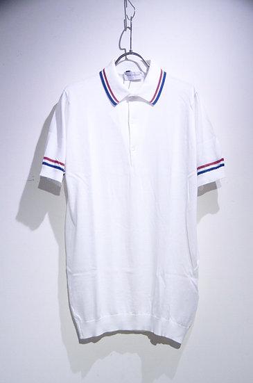 John Smedley Cotton Line Polo Shirts Made in England ジョンスメドレー シーアイランドコットン ポロシャツ