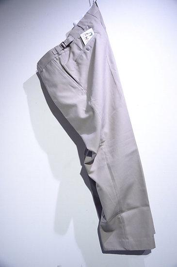 90 ~ 00s British RAF Tropical Stone Beige Trouser Made in UK イギリス空軍 トロピカル トラウザース