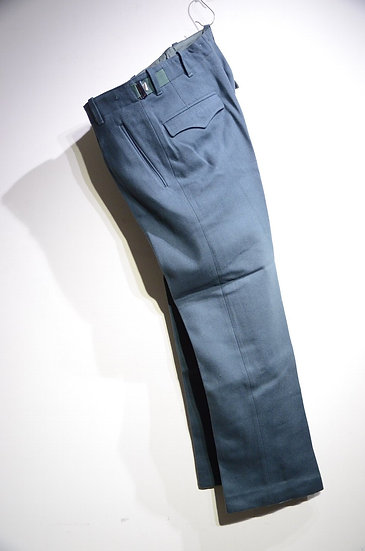 60 - 80s German Army Franz Seibold Wool Trousers Made in Germany ドイツ軍 ウールトラウザース