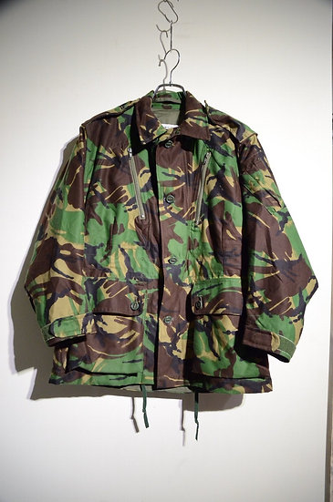 86s British RAF DPM CAMO MK2A Jacket Made in ENGLAND DEADSTOCK イギリス軍 フライトジャケット