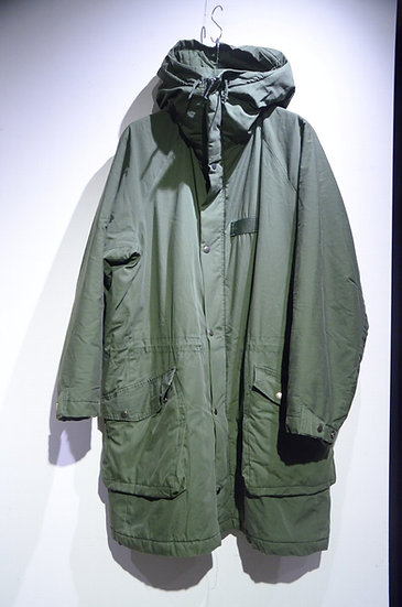 Used 90's Vintage Swedish Army M90 Cold Weather Parka C スウェーデン軍 コールドウェザーパーカ
