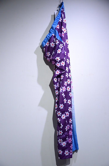 HAiK w/ Poly Spring Print Easy Pants Made in lithuania ハイクウィズアス プリント イージーパンツ