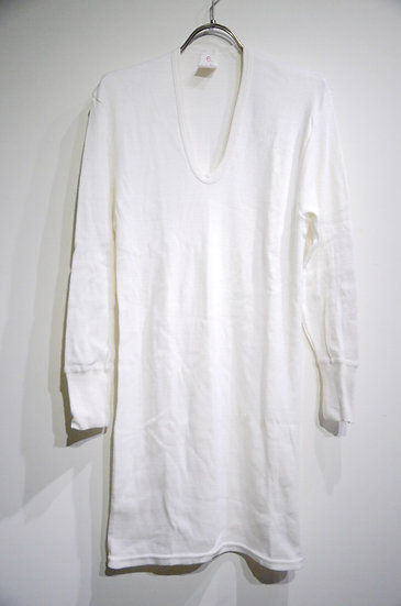 Vintage German Army Thermal Long Sleeve Made in the UK Dead Stock ドイツ軍 サーマル