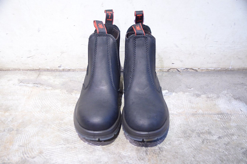 "REDBACK SIDE GORE Work Boots ""UBBK"" Made In Australia レッドバック サイドゴアブーツ"