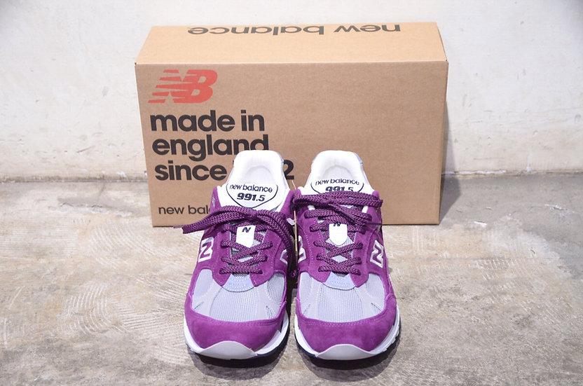 New Balance M991.5CC  Purple & Gray Made in ENGLAND ニューバランス パープル グレー イギリス製
