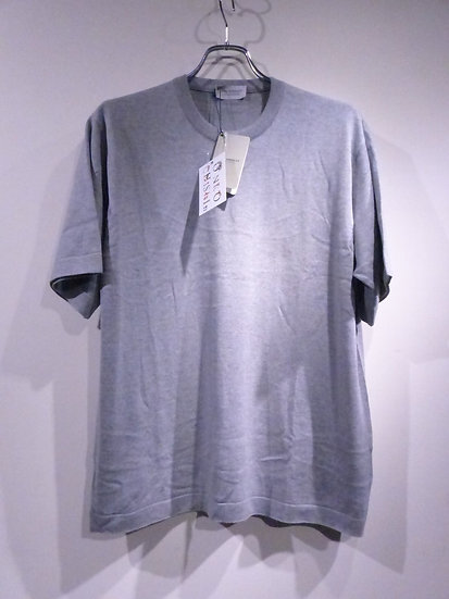 John Smedley Sea island Cotton Unisex-T Made in England ジョンスメドレー ユニセックスTシャツ