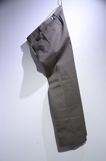 DEADSTOCK 80-90s Italian Army Officer Trousers Made in Italy イタリア軍 オフィサートラウザース