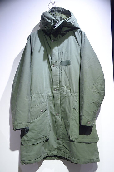 Used 90's Vintage Swedish Army M90 Cold Weather Parka e スウェーデン軍 コールドウェザーパーカ