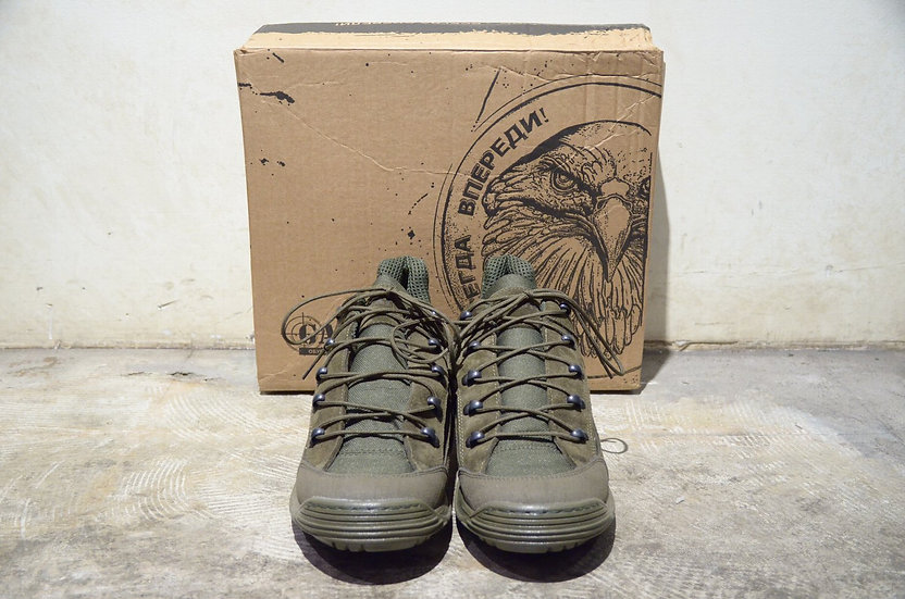 Russian Army Garsing Tactical Combat Boots GRN Made In Russia ロシア軍 ブーツ スニーカー