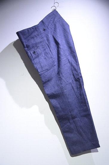 DEADSTOCK 1945s War Service Dress Trousers Size 00 イギリス海軍 ワーサービスドレス トラウザース