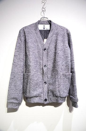 Peter Jensen Archive Wool cotton Jergey Cardigan ピーターイェンセン ウールジャージーカーディガン