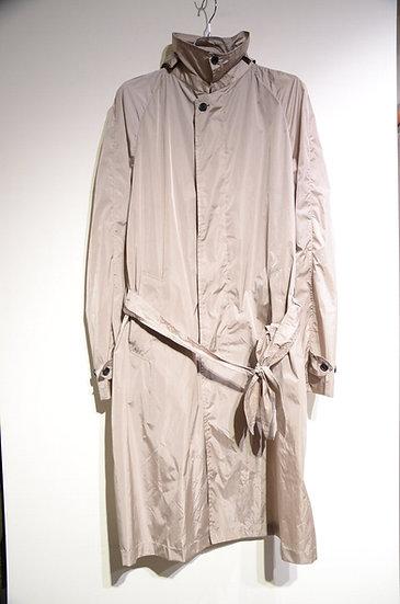 Mackintosh x Church's Nylon Coat Beige Made in Italy マッキントッシュ チャーチ ナイロンコート