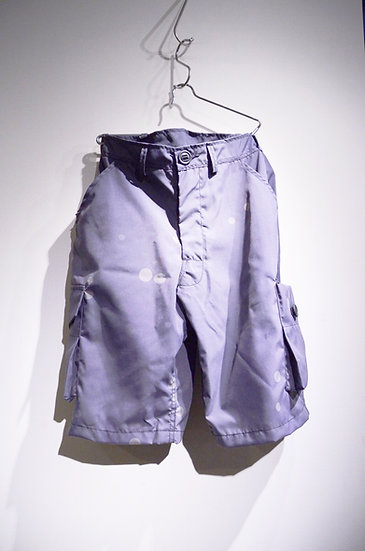 Ark Air Unlined Combat Shorts Pea soup Made in England アークエアー ショーツ