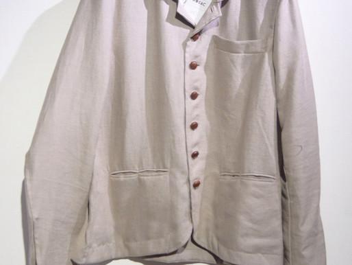 Prosac Italian Linen Sack Jacket & Stone wash Denim Trousers プロザック リネンジャケット&デニムトラウザース