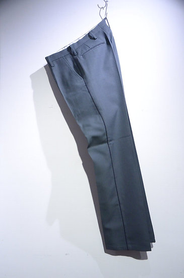 DEADSTOCK 70 - 80s Swedish Army Parade Celemony Wool Trousers スウェーデン軍 ウールトラウザース