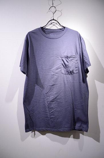 フルーツオブザルーム ポケット Tシャツ 肌着 アメリカ カラー 半袖 タフ クルーネック 頑丈 長持ち 安い シンプル コスパ