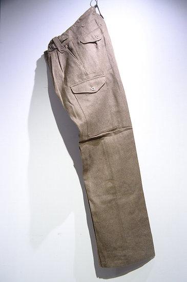 DEADSTOCK 1955 British Army 1946P Battle Dress Trousers イギリス軍  バトルドレス トラウザース