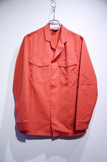 DEADSTOCK 60-80s ALEXANDRA RED Work Jacket Made in Scotland アレキサンドラ ワークジャケット